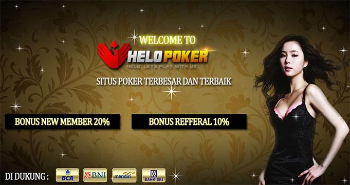 Agen Poker Online Helopoker